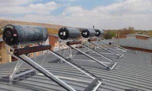 Solar Geyser Installation
